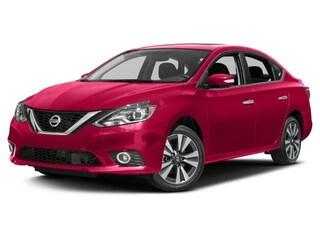 New 2018 Nissan Sentra SL Sedan For Sale Meridian MS
