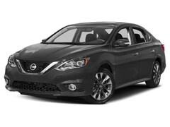 New 2018 Nissan Sentra SR Turbo Sedan Newport News, VA