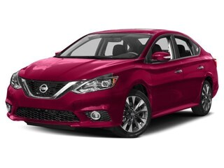 2018 Nissan Sentra SR Turbo Sedan