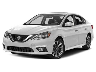 2018 Nissan Sentra SR Turbo Sedan