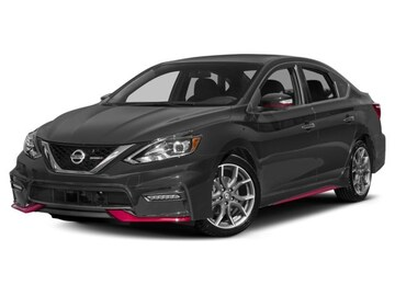 2018 Nissan Sentra Sedan
