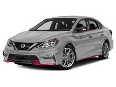 2018 Nissan Sentra NISMO Sedan