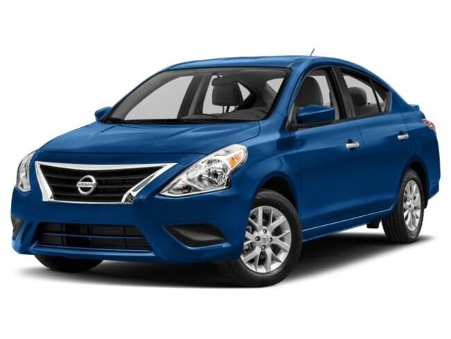New 2018 Nissan Versa 1.6 SV Sedan Newark