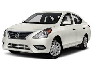 New 2018 Nissan Versa 1.6 S Sedan Stockton, CA