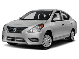 New 2018 Nissan Versa 1.6 S+ Sedan 7180677 in Victorville, CA