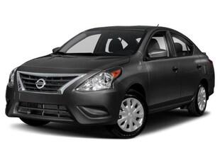 2018 Nissan Versa 1.6 S+ Sedan