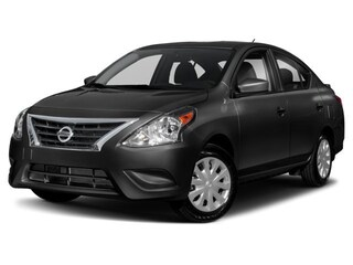 New 2018 Nissan Versa 1.6 S+ Sedan in Lakeland, FL