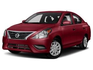 2018 Nissan Versa 2018.5 S Plus CVT Sedan