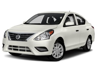 2018 Nissan Versa 1.6 S+ Sedan For Sale in Newburgh, NY