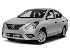 New 2018 Nissan Versa 1.6 SV Sedan in South Burlington