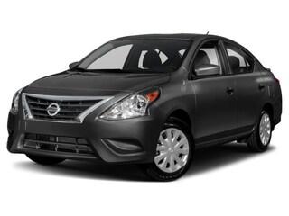 2018 Nissan Versa 2018.5 SV CVT Sedan