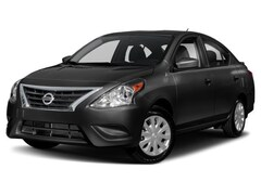 2018 Nissan Versa 1.6 SV Sedan Near Portland Maine