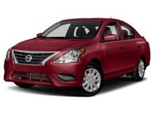 Used 2018 Nissan Versa 1.6 SV Sedan in Wallingford CT