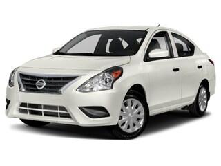 New 2018 Nissan Versa SV Sedan for sale in Roswell, GA at Regal Nissan