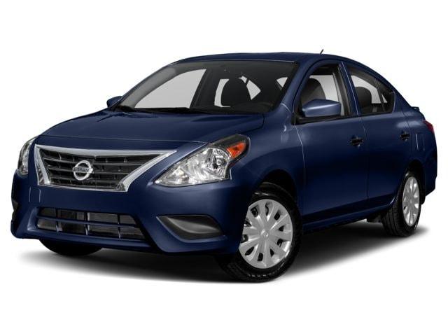 2018 Nissan Versa Sedan 1.6 SV Sedan