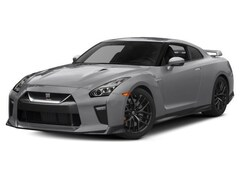2018 Nissan GT-R Track Edition Coupe