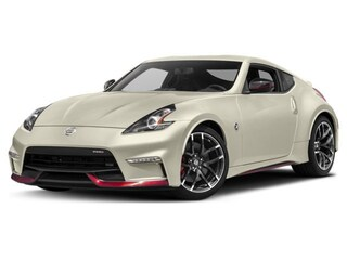 2018 Nissan 370Z NISMO Coupe