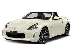 2018 Nissan 370Z Touring Sport Convertible