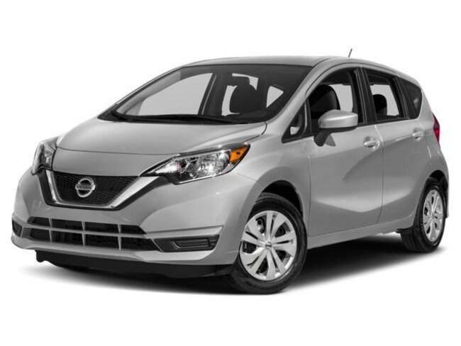 New 2018 Nissan Versa Note SV Hatchback for sale in Tyler, TX