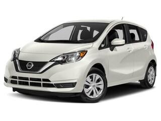 2018 Nissan Versa Note SV w/Black Alloy Wheel Pkg Hatchback Portsmouth NH