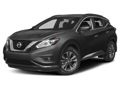 New 2018 Nissan Murano S SUV Concord, North Carolina