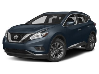 New 2018 Nissan Murano S SUV for sale in Manhattan, KS at Briggs Manhattan