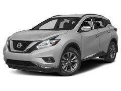 New 2018 Nissan Murano SV SUV Lake Norman, North Carolina