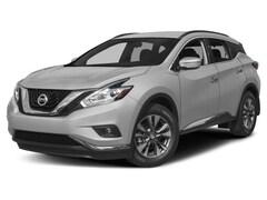 New 2018 Nissan Murano SV SUV Lake Norman, North Carolina