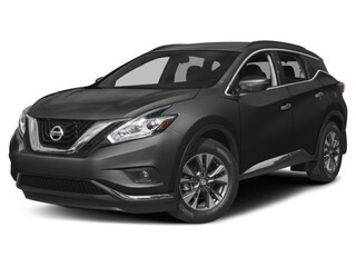 New 2018 Nissan Murano SV SUV for sale in Modesto, CA at Central Valley Nissan