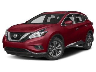 New 2018 Nissan Murano SV SUV for sale in Manhattan, KS at Briggs Manhattan