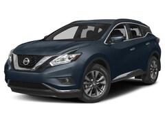 New 2018 Nissan Murano SV SUV Winston Salem, North Carolina