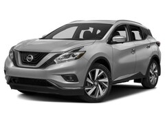 New 2018 Nissan Murano SL SUV Lake Norman, North Carolina
