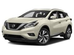 New 2018 Nissan Murano SL SUV Winston Salem, North Carolina