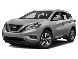 New 2018 Nissan Murano Platinum SUV For Sale Meridian MS