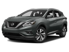 New 2018 Nissan Murano Platinum SUV Concord, North Carolina
