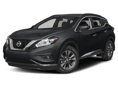 New 2018 Nissan Murano S SUV in St Albans VT