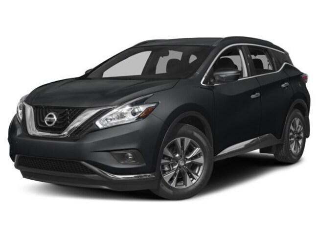 New 2018 Nissan Murano S SUV in College Park, MD