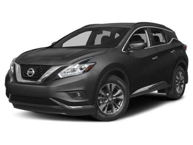 New 2018 Nissan Murano S SUV in Lebanon NH