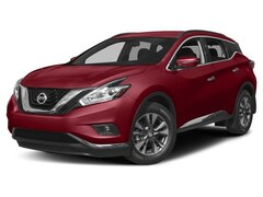 New 2018 Nissan Murano S SUV 18RN2514 for Sale near Valley Stream, NY, at Rockaway Nissan