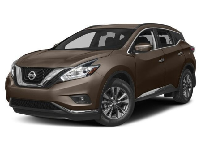 2018 Nissan Murano SV SUV [P01, SGD, L92, FLO, PRM, B92] For Sale in Swazey, NH