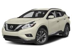 2018 Nissan Murano SV SUV [-E10, L92, E10, C03, FLO, PRM, P01, SGD, P-0, QAB, -Z66, B92, Z66]