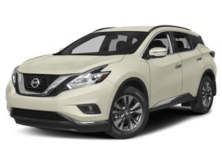 New 2018 Nissan Murano SV SUV for sale near Plymouth MA