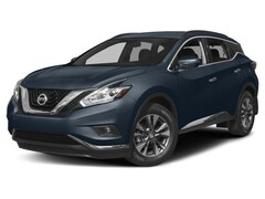 New 2018 Nissan Murano SV SUV N2208 for Sale near Altoona, PA, at Nissan of State College