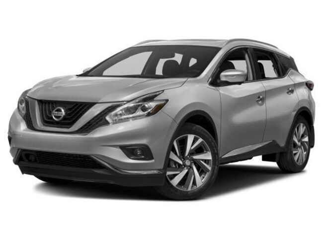 New 2018 Nissan Murano SL SUV in West Simsbury