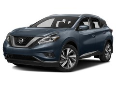 New 2018 Nissan Murano SL SUV for sale in CT