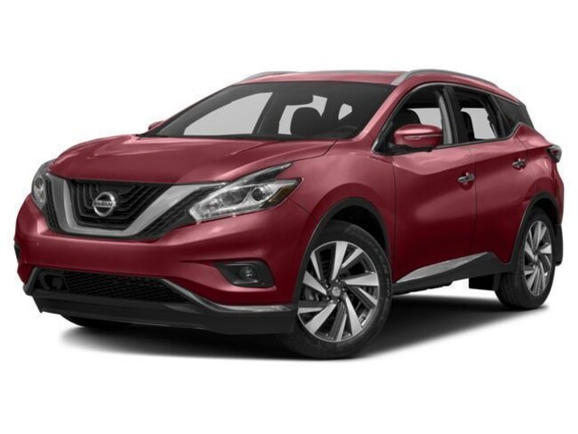 New 2018 Nissan Murano Platinum SUV Monmouth Junction, NJ