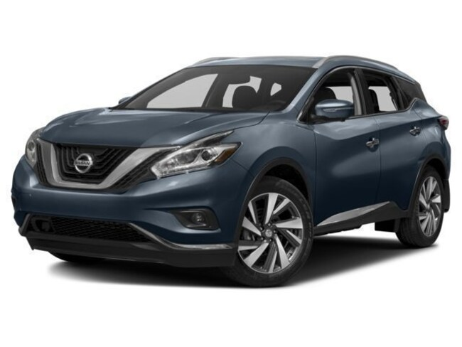 New 2018 Nissan Murano Platinum SUV Hickory, North Carolina