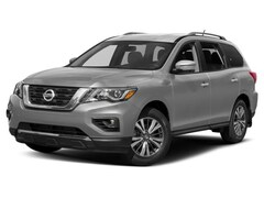 New Nissan vehicles 2018 Nissan Pathfinder SV SUV 5N1DR2MN5JC627524 for sale near you in Mesa, AZ