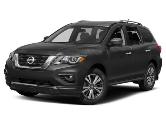 New 2018 Nissan Pathfinder SV SUV in Newport News, VA