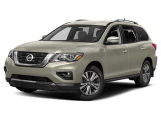 New 2018 Nissan Pathfinder SV SUV for sale near you in San Bernadino, CA